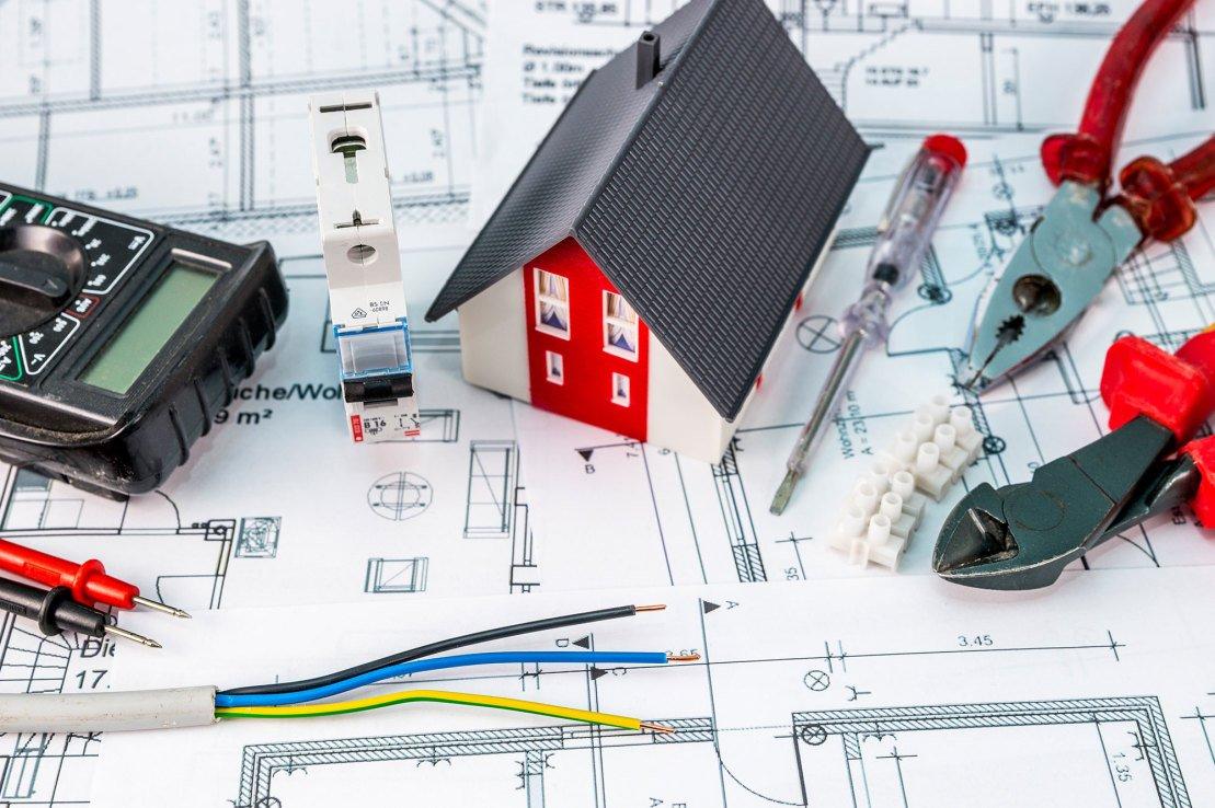 Проектирование электрики частного дома