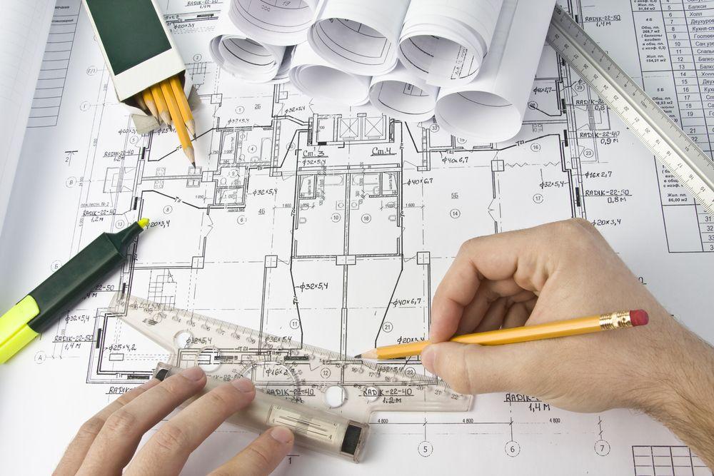 Проектирование электрики офиса